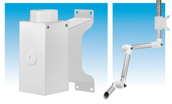 New Alsident Wall Bracket and Arm Example