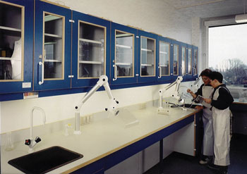 School Lab Environments